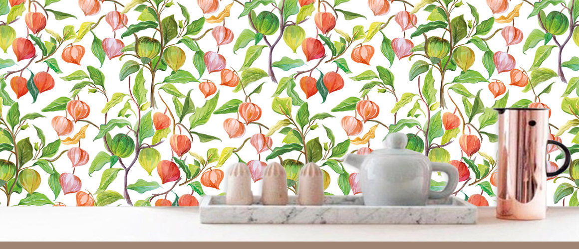 WALLPAPER PATTERN DESIGN